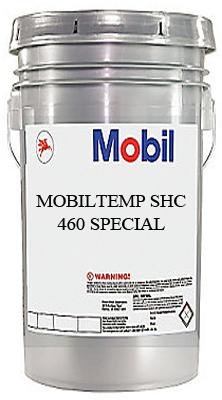 Mobiltemp SHC™ 460 Special