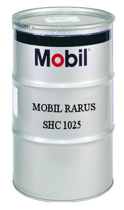 MOBIL RARUS SHC 1025